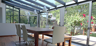 windows and conservatories